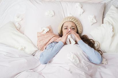 Grippe: Das Schlimmste scheint vorbei