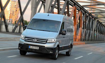 VW Nutzfahrzeuge startet in die Elektromobilität