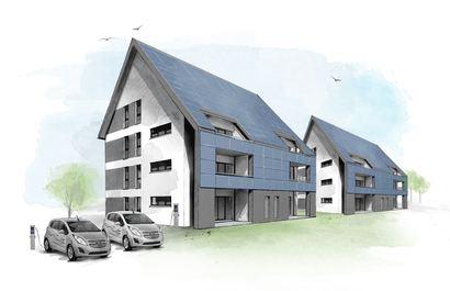 Flatrate fürs Wohnen in energieautarken Häusern