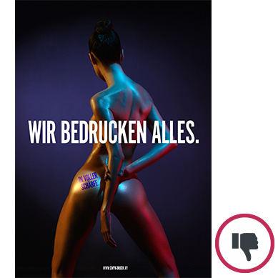 Beispiele für sexistische Werbung und wie man sie vermeidet