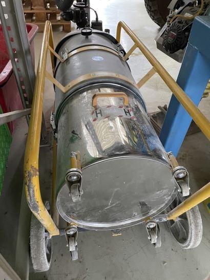 Industriestaubsauger Ronda 2000 & Fugenschneider FS 260