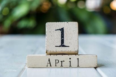 Änderungen und neue Gesetze im April 2021