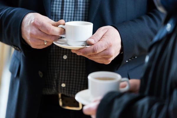 6 Tipps fürs Messe-Networking