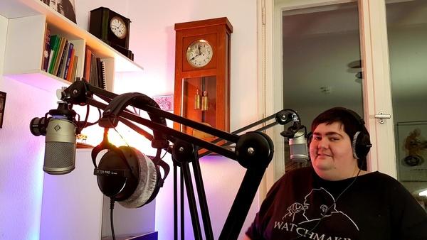Mein eigener Podcast: Ein Exot aus dem Handwerk berichtet
